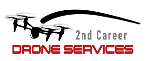 2nd career drone services logo